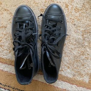 Converse Leather High top